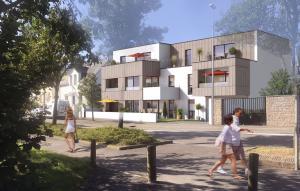 Appartements neufs Vannes - Les terrasses du Parc