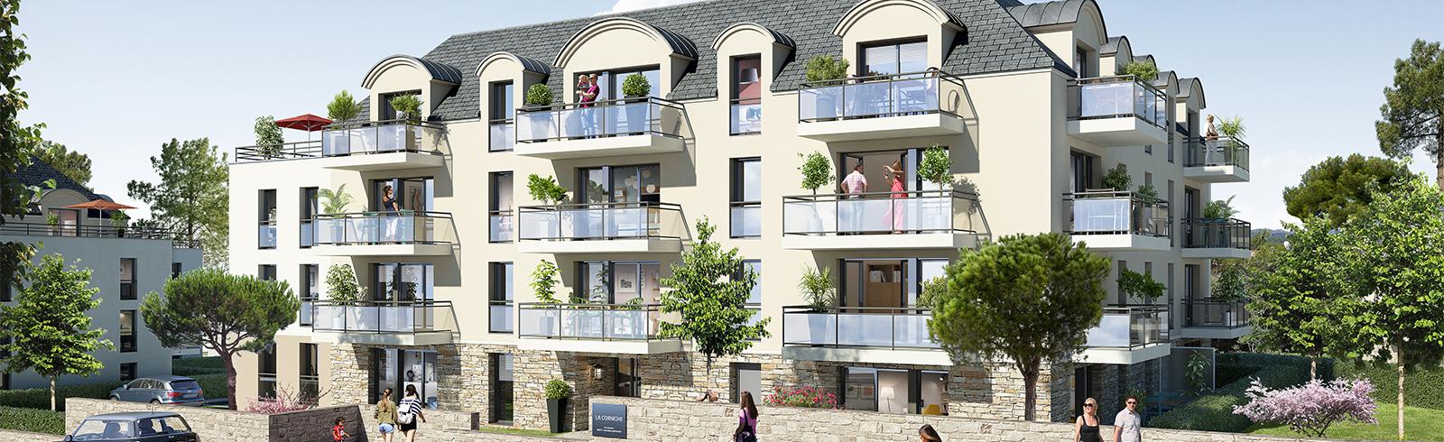 Programmes immobiliers neufs à Concarneau dans le Finistère
