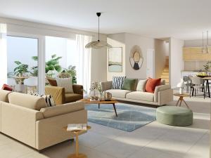 Appartements neufs Vannes - Programme l'Esquisse