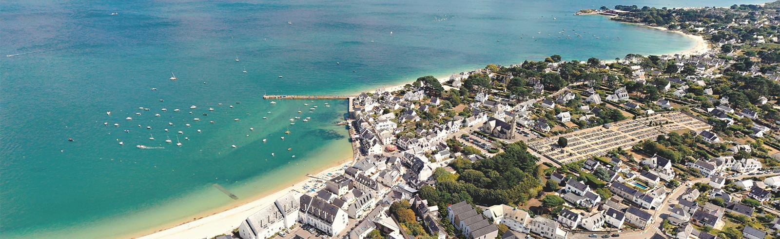 Programmes immobiliers neufs à Quiberon dans le Morbihan