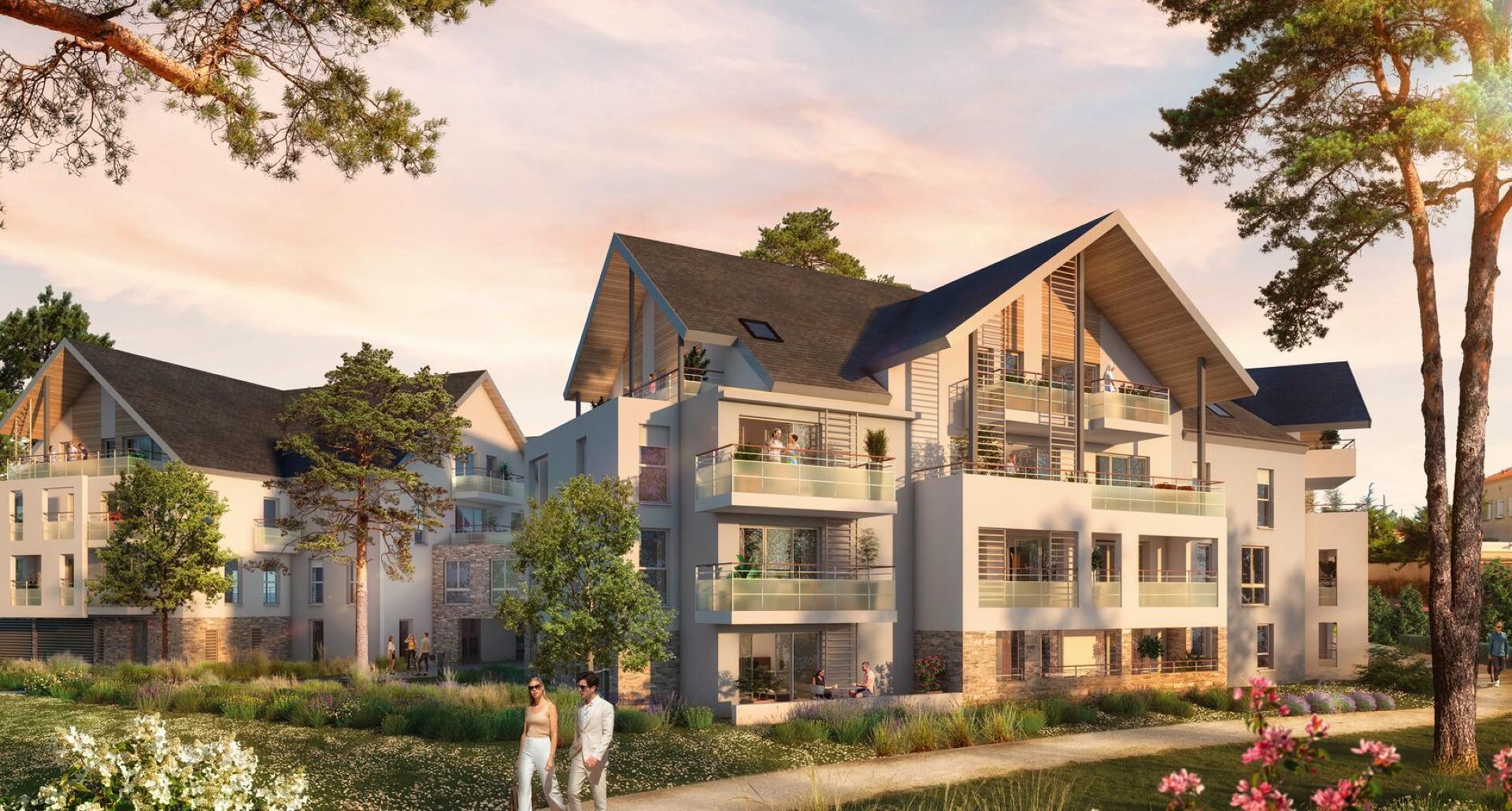 Programmes immobiliers neufs à Pornic en Loire Atlantique